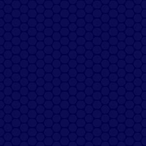Blue Hex Background