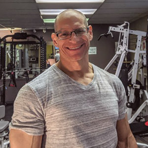 Richard Landman Personal Trainer